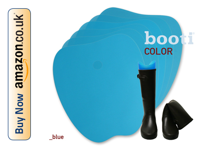 booti boot shaper COLOR blue